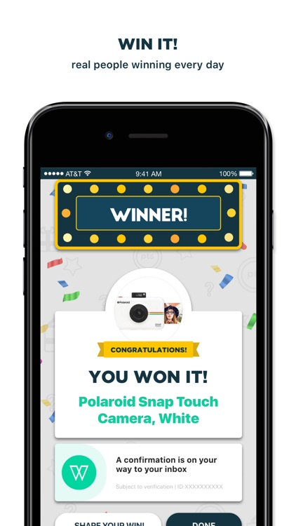 Win It! - Win What You Want screenshot-4