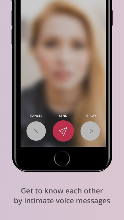 Unveil - Voice Dating App screenshot-3