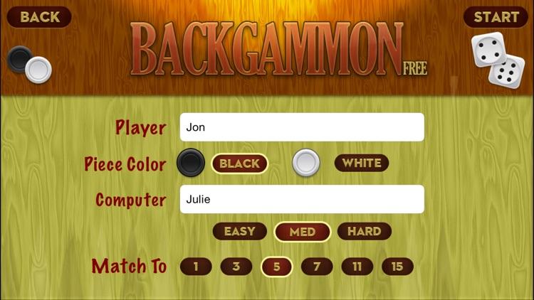 Backgammon ∙ screenshot-3