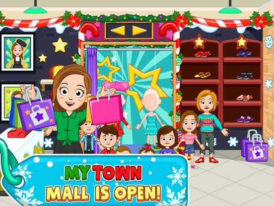 My Town : Shopping Mall screenshot 10