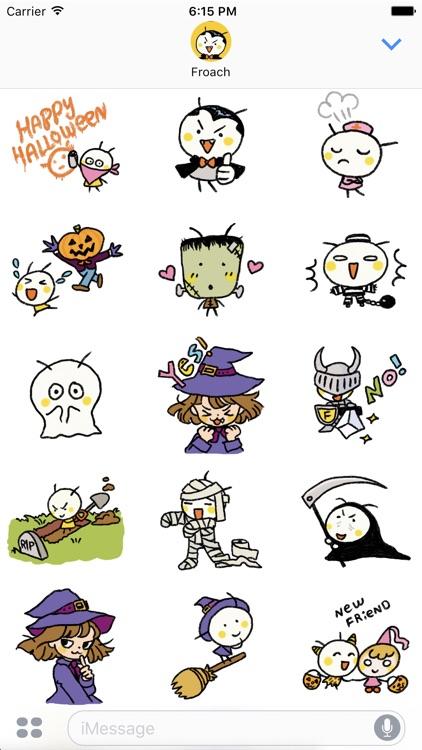 Froach's Halloween
