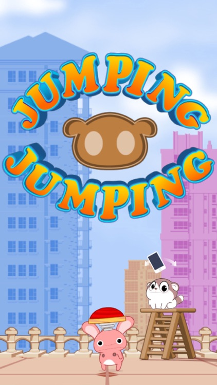 JUMPING JUMPING screenshot-4