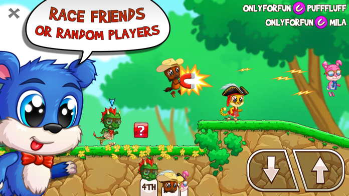 Fun Run 3: Arena Running Game Screenshot