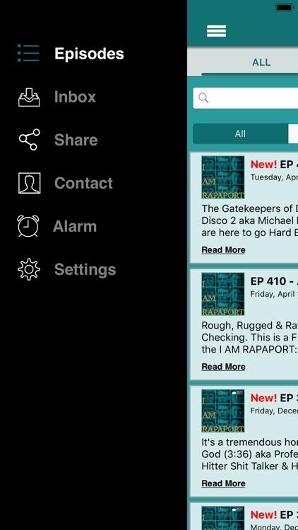 I AM RAPAPORT screenshot-3