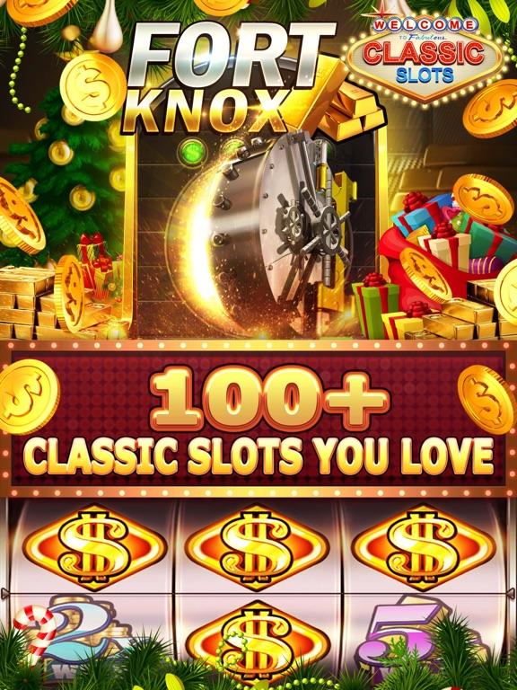 Classic Slots™: Vegas Casino-ipad-1