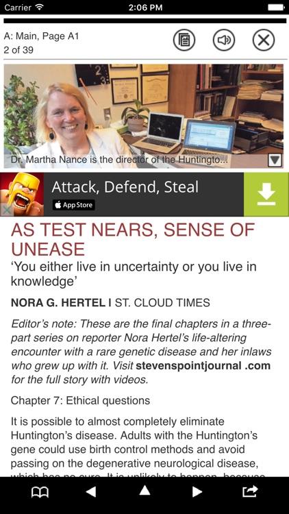 Stevens Point Journal Print