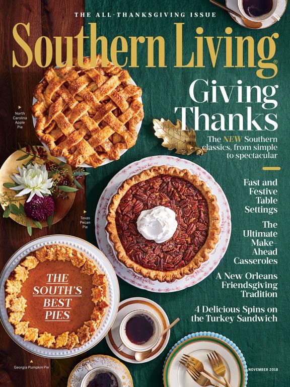 SOUTHERN LIVING Magazine iPad