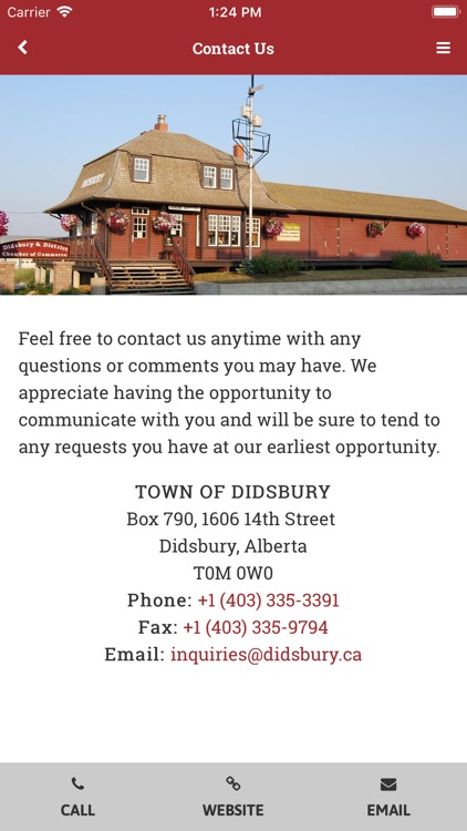 Town of Didsbury screenshot-4