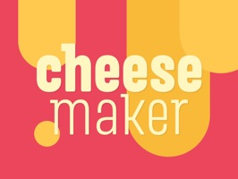 12 free cheese stickers for you to enjoy