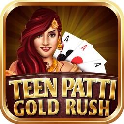Teen Patti Gold Rush -  Poker