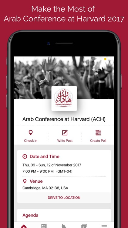 Arab Conference Harvard 2017