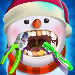 Christmas Dentist Salon Games