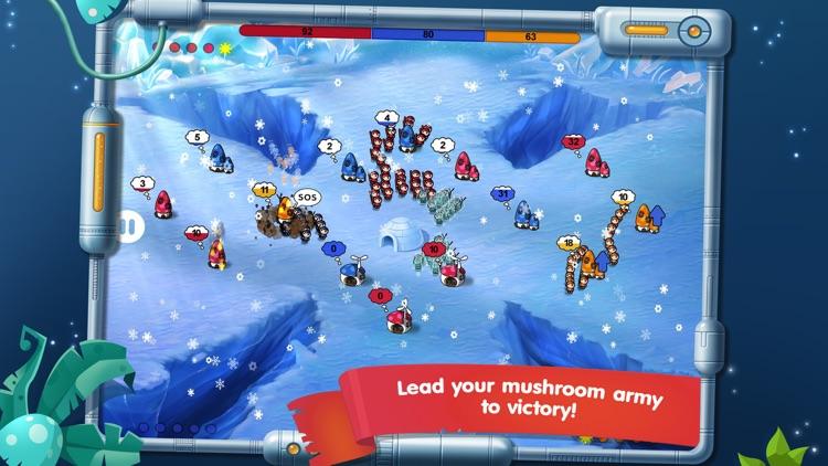 Mushroom Wars: Space! screenshot-3