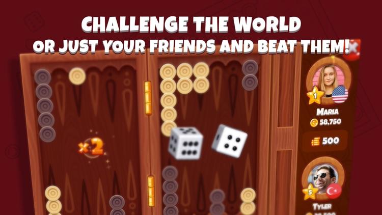 Next Backgammon, Multiplayer Backgammon Game