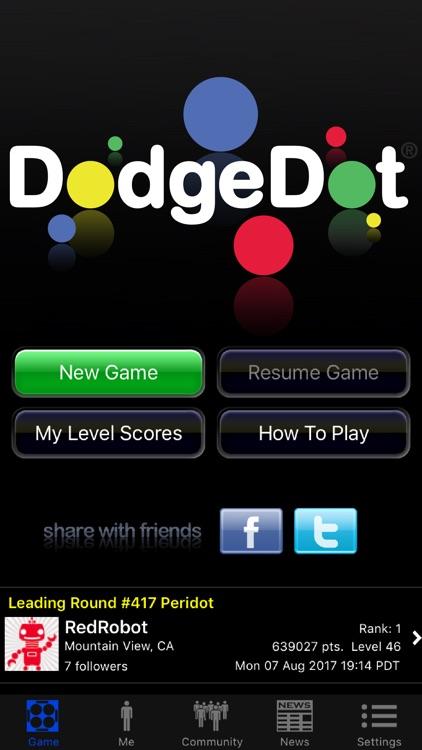 DodgeDot