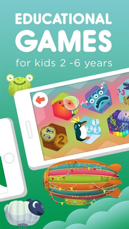 Hopster: Learn & Watch Kids TV