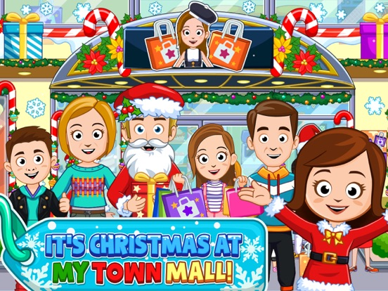 My Town : Shopping Mall screenshot 6
