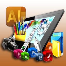 Illustrator for iPad Pro.
