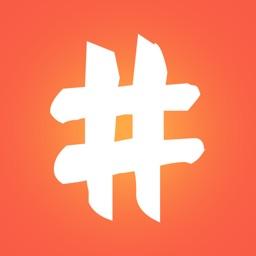 Hot Hashtags for Instagram, Facebook & Twitter