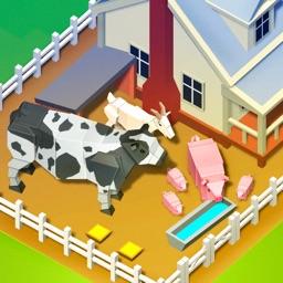 Village Farm: Tycoon Clicker