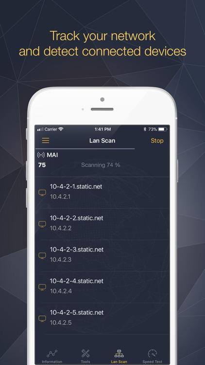 Network Analyzer Master Pro screenshot-4