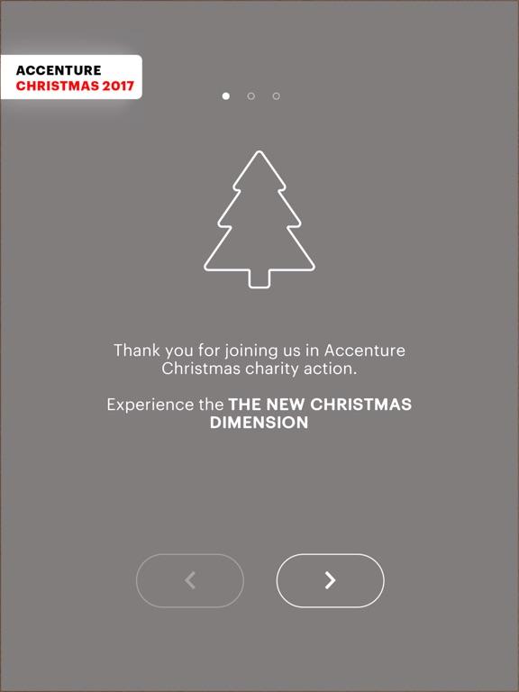 Accenture Happy Holidays 2018 screenshot 6