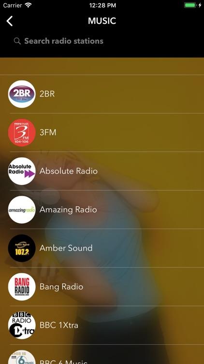 UK Radio Stations screenshot-4