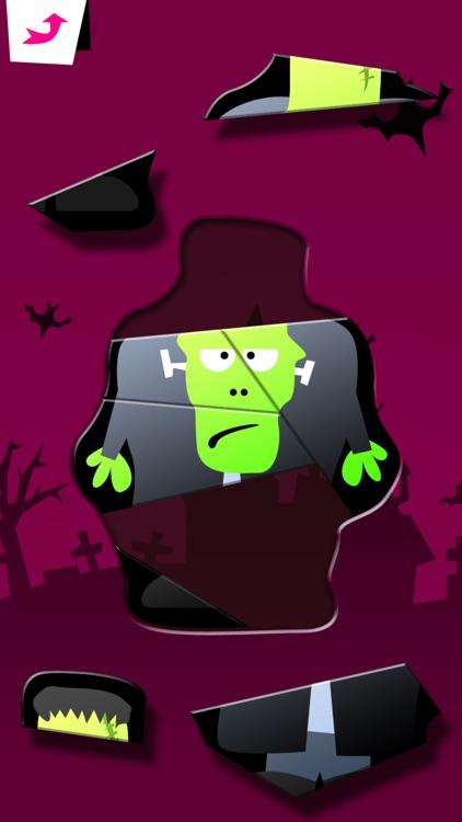 3-in-1 Halloween Games screenshot-4