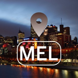 Melbourne Offline Map & Guide