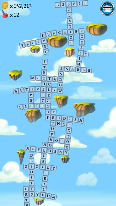 Image of WordCrafting: A Tower of Words for iPhone