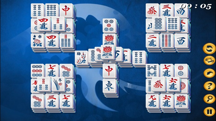 Mahjong Deluxe Go screenshot-4