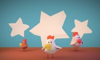 TV Chickens - Virtual Animal Cartoon Animations