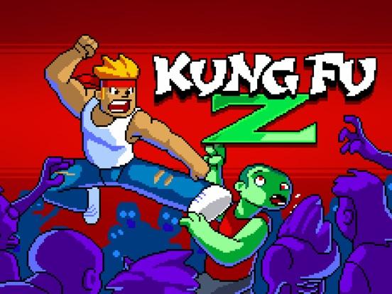 Игра Kung Fu Z