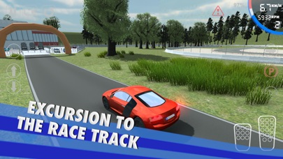 Screenshot for Driving Simulator 2 in United States App Store