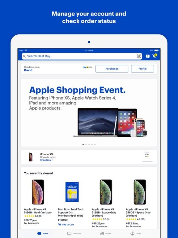 Best Buy iPad