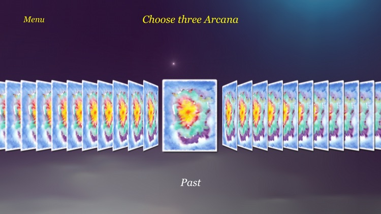 My creative tarot screenshot-3