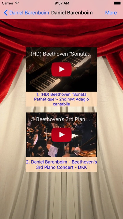 The Great Pianists screenshot-4