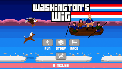 Washington's Wig screenshot one