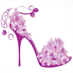 Animated HIGH HEEL Stickers