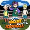 セブンイレブンゴール3Dの塗り絵 - 絵画サッカー