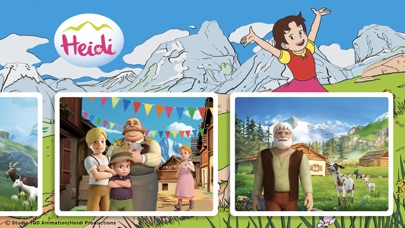 Puzzel Heidi screenshot 8