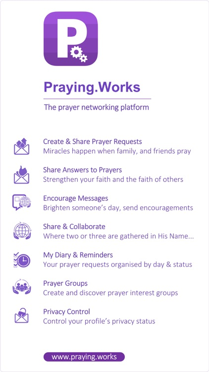 Praying.Works screenshot-3