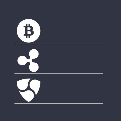アルトコインの価格チェックアプリ - アルトチェック