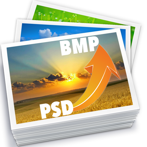 PSD To BMP Converter - Convert Image File