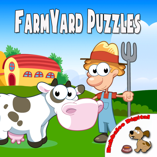Bubbaloos FarmYard Puzzles