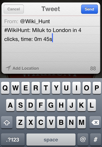 WikiHunt - náhled