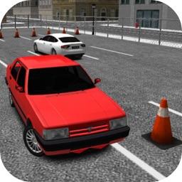 City Racing Car Highway 2