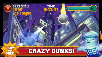 Slam Dunk King screenshot two