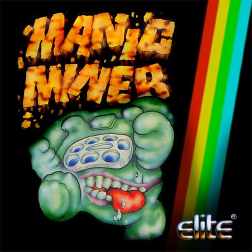 Manic Miner: ZX Spectrum iOS App