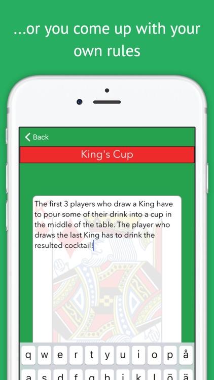 Waterfall - The Drinking Game screenshot-3